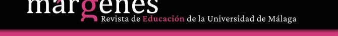 Márgenes, Revista de Educación de la Universidad de Málaga