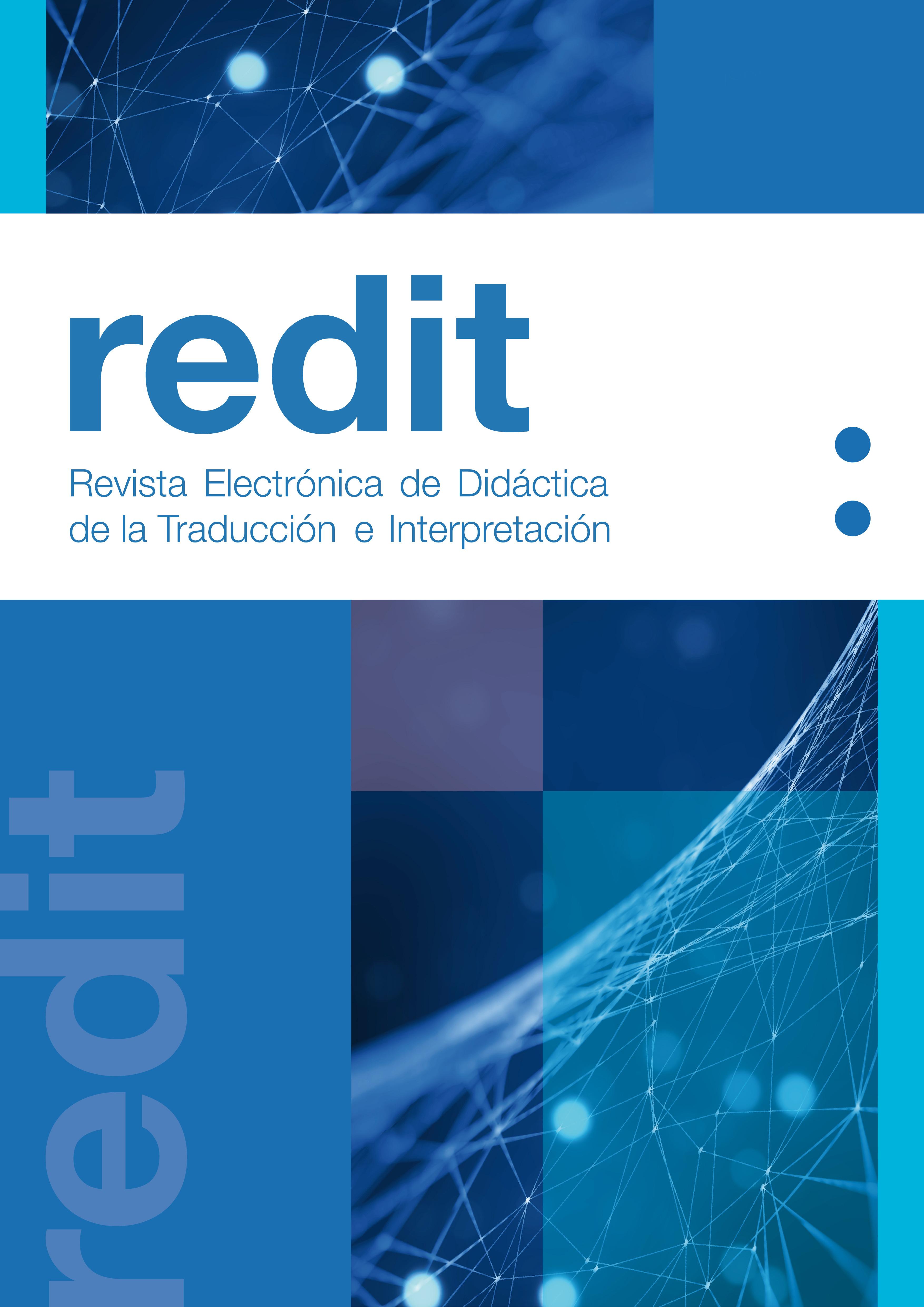 redit - Revista Electrónica de Didáctica de la Traducción y la Interpretación