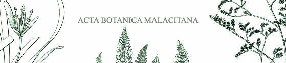 Acta Botanica Malacitana - ABM